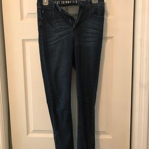 Cotton On skinny high rise jean